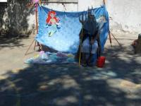 """""""День Нептуна"""". В гости к нашим деткам приходил морской царь со своей свитой!!"""