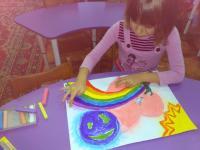 Мир на планете рисуют дети- в детском саду прошла неделя изобразительного творчества
