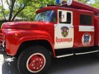 В детском саду прошли тренировочные пожарно- тактические учения