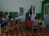 Фотоотчет  открытого занятия в средней группе «9 Мая День Победы».
