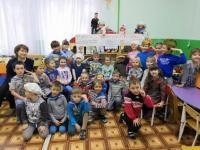 """Тематический праздник, посвященный 23 февраля группа """"Теремок"""""""