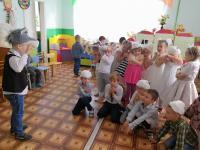 """С праздником, дорогие наши мамочки!!!! Празднование 8 марта в группе """"Теремок"""""""