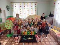 В Детском саду прошли осенние праздники!