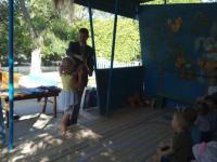 В детский сад приехал Фокусник