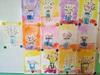 Рисунки детей старше- подготовительной группы на тему: «ВЕРБНОЕ ВОСКРЕСЕНЬЕ»