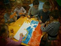 Коллективная  работа  группы «Теремок» Тема: «Мои права» - 12 Декабря День Конституции Российской Федерации