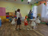 Новогодние утренники в детском саду!