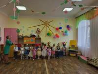 8 марта в детском саду!