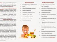 Информация для родителей «Профилактика простудных заболеваний»