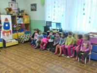 """Неделя космоса в группе """"Солнышко"""""""