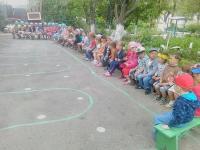 01.06.2017 в Детском саду отметили День защиты детей под названием «Лето в гости к нам пришло».
