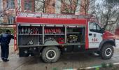 В детском саду прошел День пожарной безопасности!