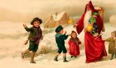 """ко Дню святого Николая показ кукольного театра в группе """"Теремок"""""""
